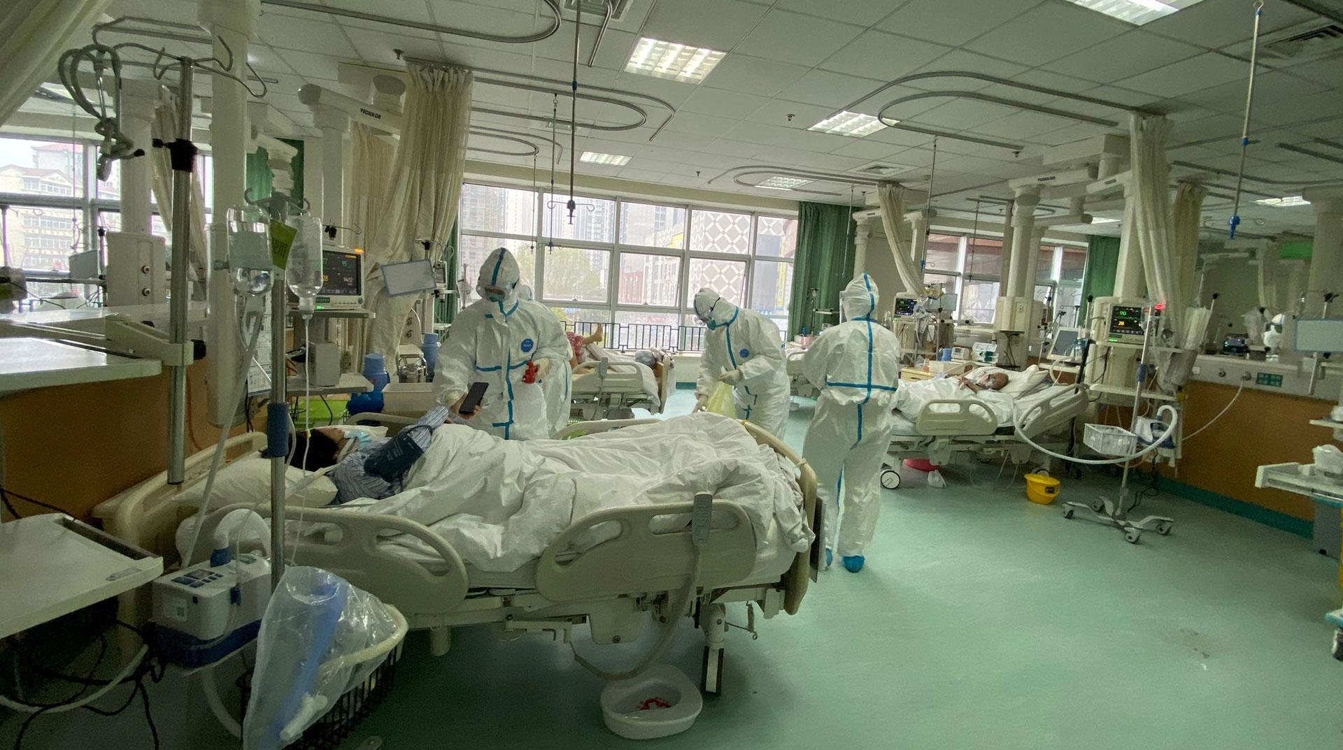 Kliniklerdeki Uygulamayı Çin Onayladı
