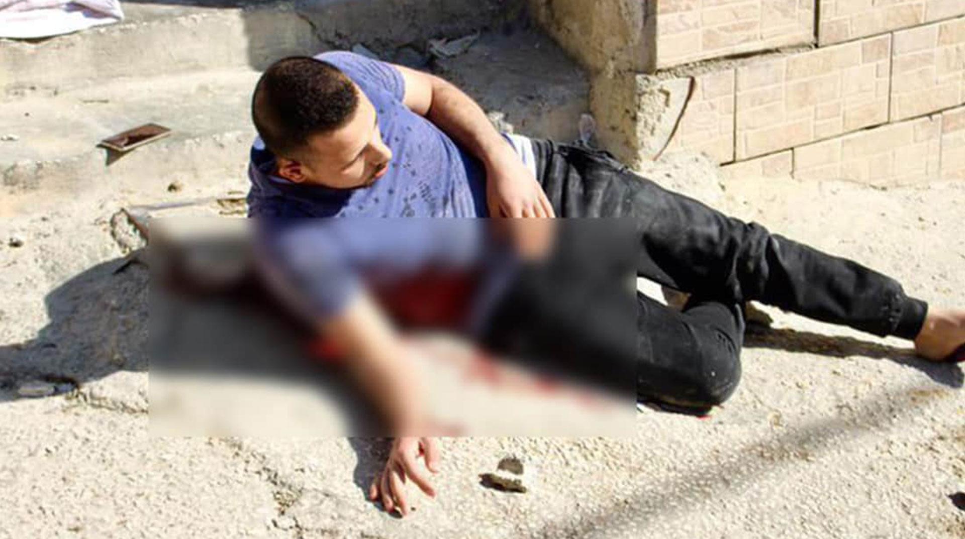 İşgalci İsrail Filistinli Genci Şehit Etti