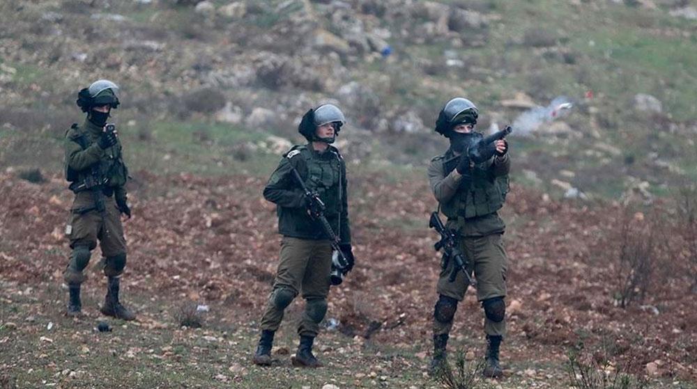 İşgal Yönetimi Batı Şeria'da 3 Filistinliyi Yaraladı