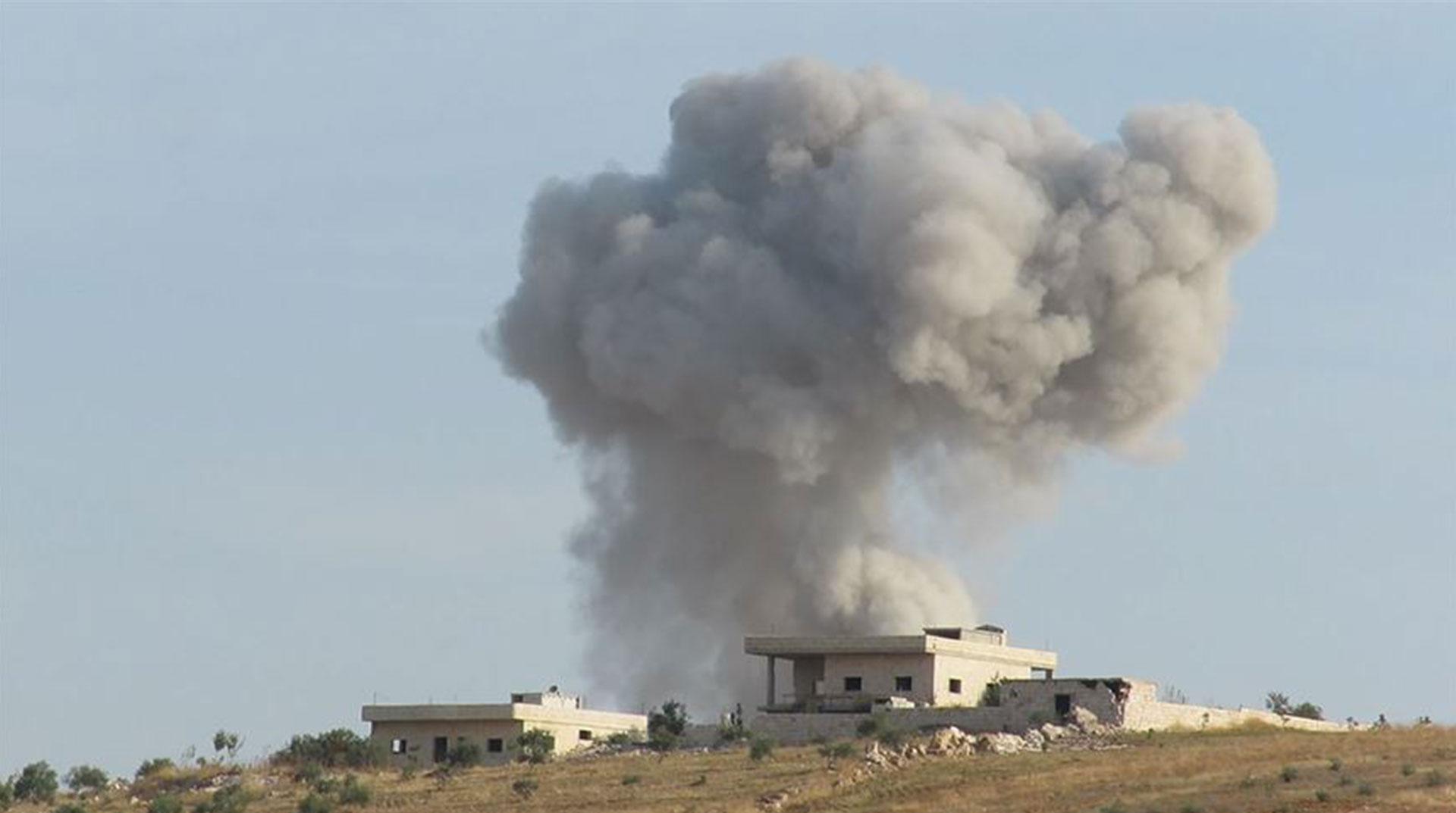 Esed ve Rusya'nın İdlib'e Saldırıları Sürüyor