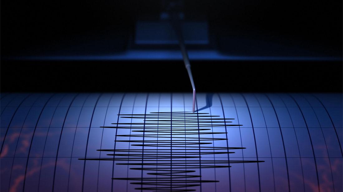 Ankara'da 3,7 Büyüklüğünde Deprem