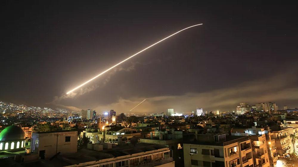 Suriye: Hava Savunma Sistemleri Hama'da Düşman Hedeflerine Yanıt Verdi