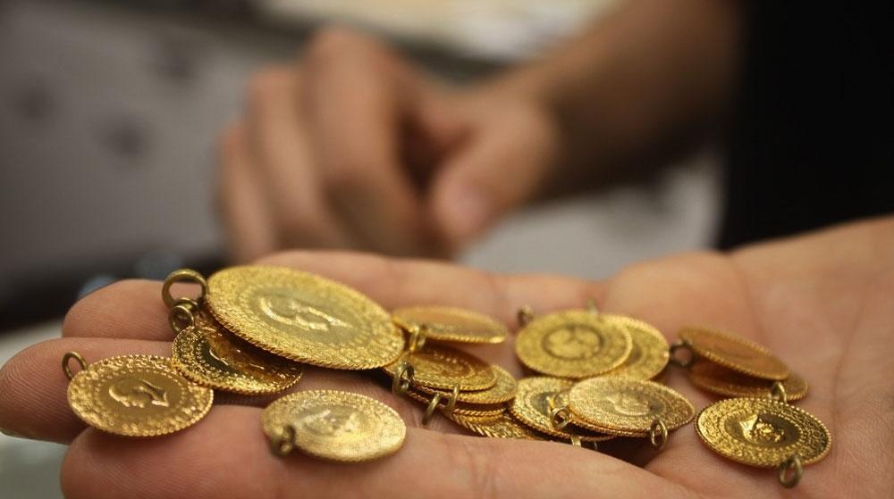 Rekorlar Kıran Altın Fiyatları Sakin Seyre Yöneldi