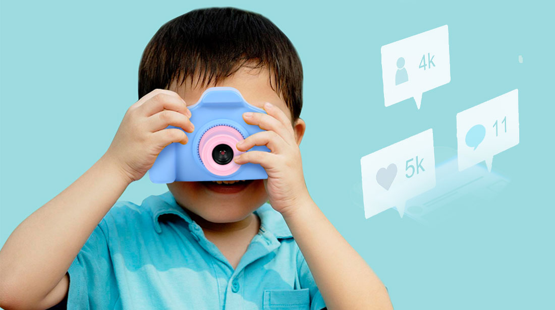 Dikkat Çeken Araştırma! Siz de Çocuğunuzun Bilgilerini Sosyal Medyada Paylaşıyor musunuz?