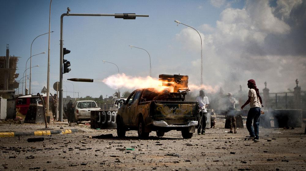 Fransa Libya'daki Durum İçin Türkiye'yi Suçladı