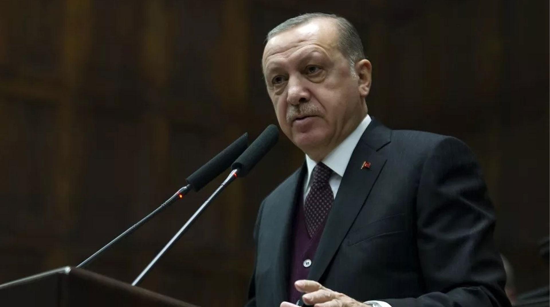 Erdoğan: İşsizlik Rakamlarının Yüksek Çıkmasının Nedeni İş Gücüne Katılım Oranındaki Artıştır