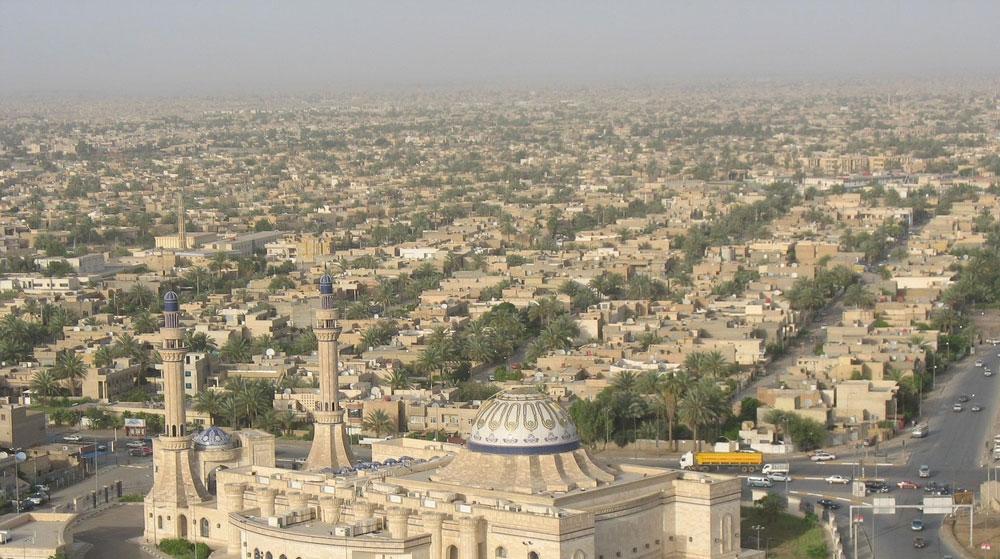 Irak'ın Başkenti Bağdat'ta Füze Saldırısı