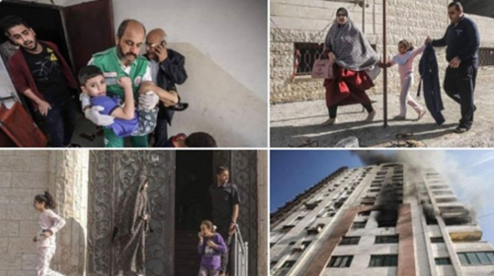 Terör Devletinden Filistin'e Hava Saldırısı: 1 Ölü