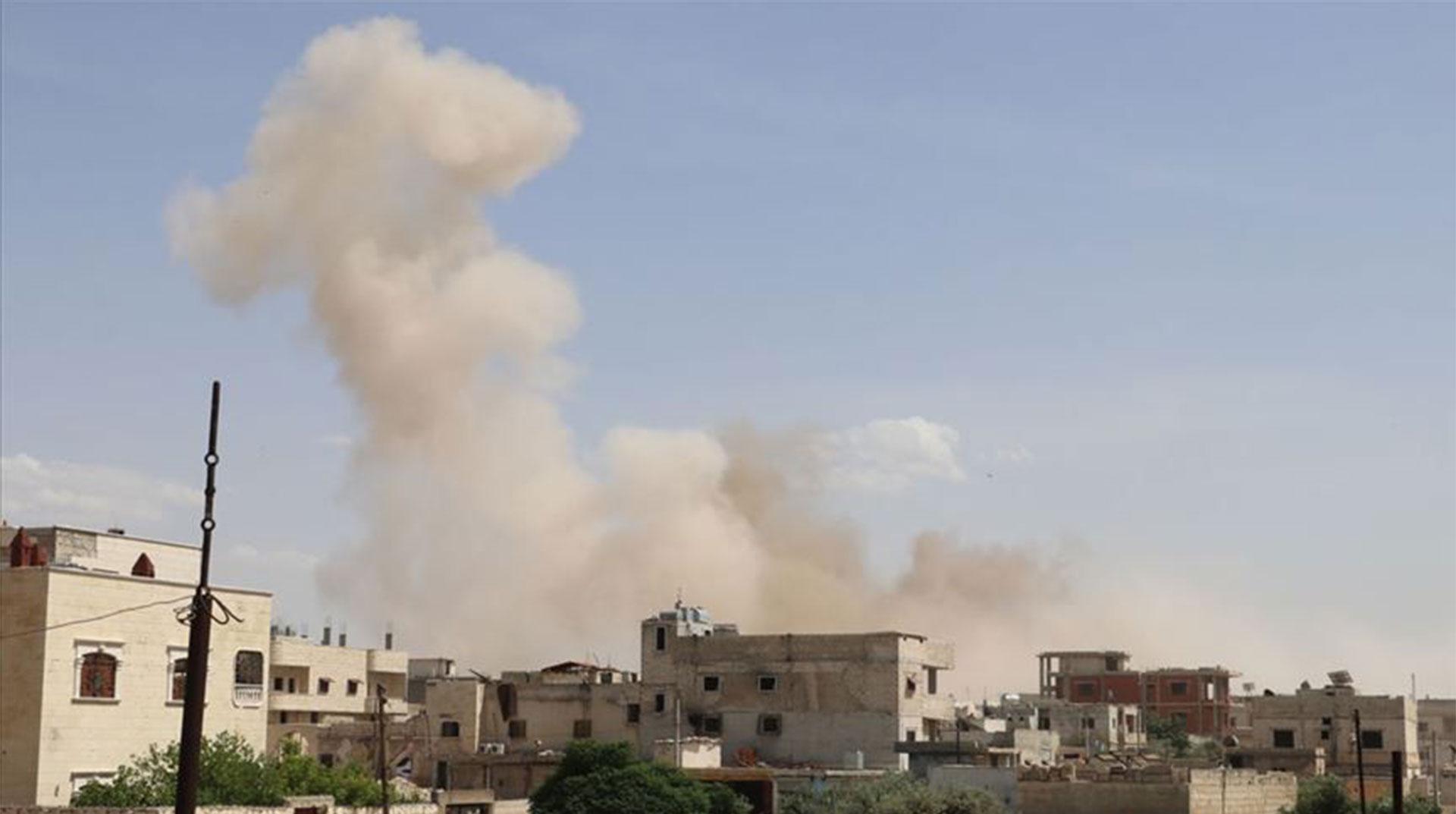 Rusya'dan İdlib'e Saldırı: İkisi çocuk, 5 Sivil Öldü