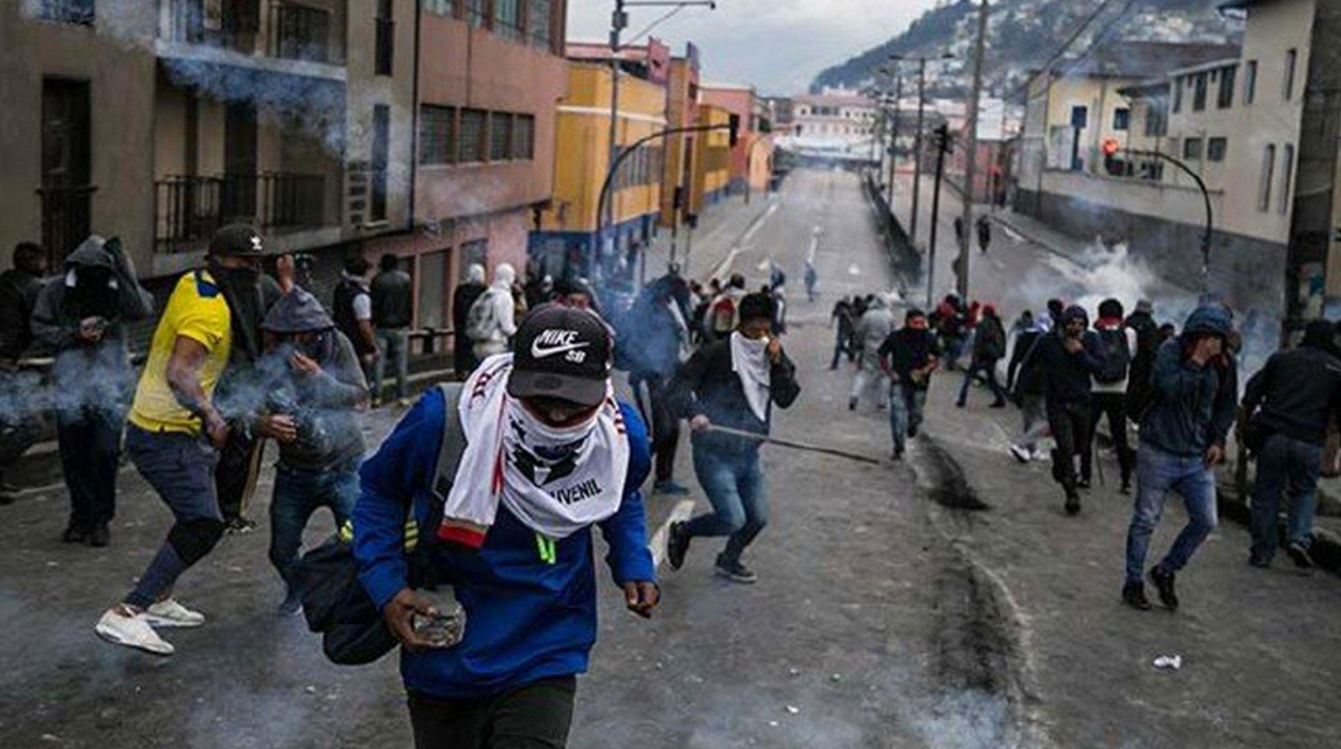 Ekvador'da OHAL