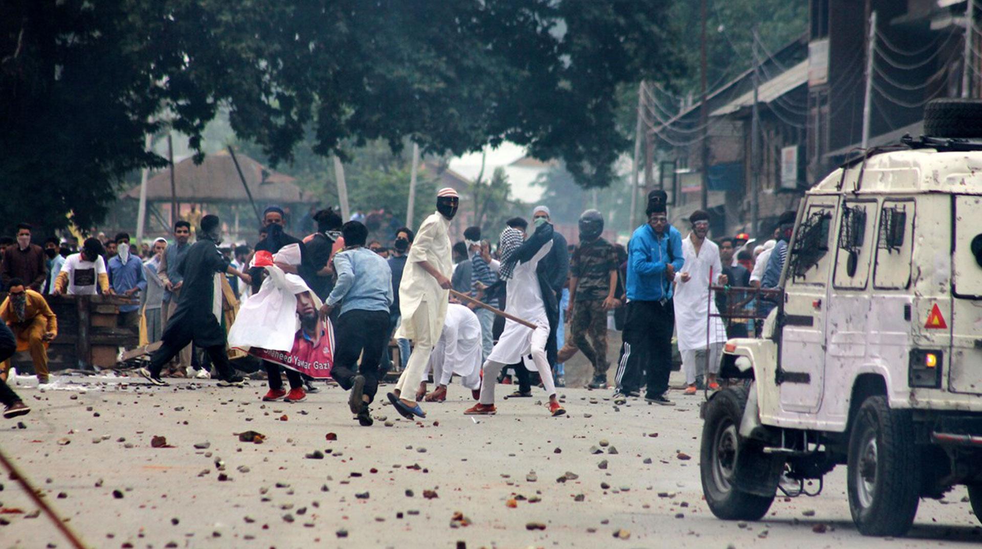 Keşmir'deki İhlaller Hindistan'a Kaybettirdi