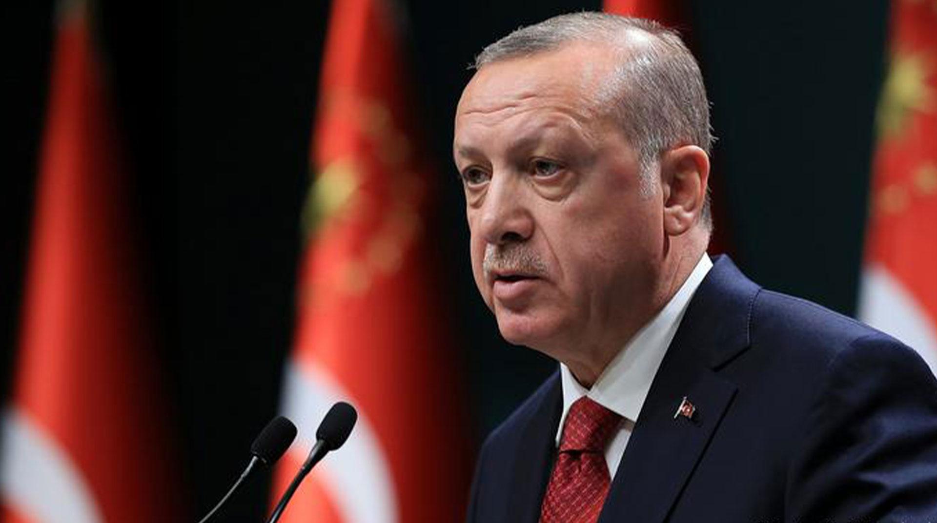 Erdoğan: Bizim şuanda IMF ile işimiz yok, biz bize yeteriz