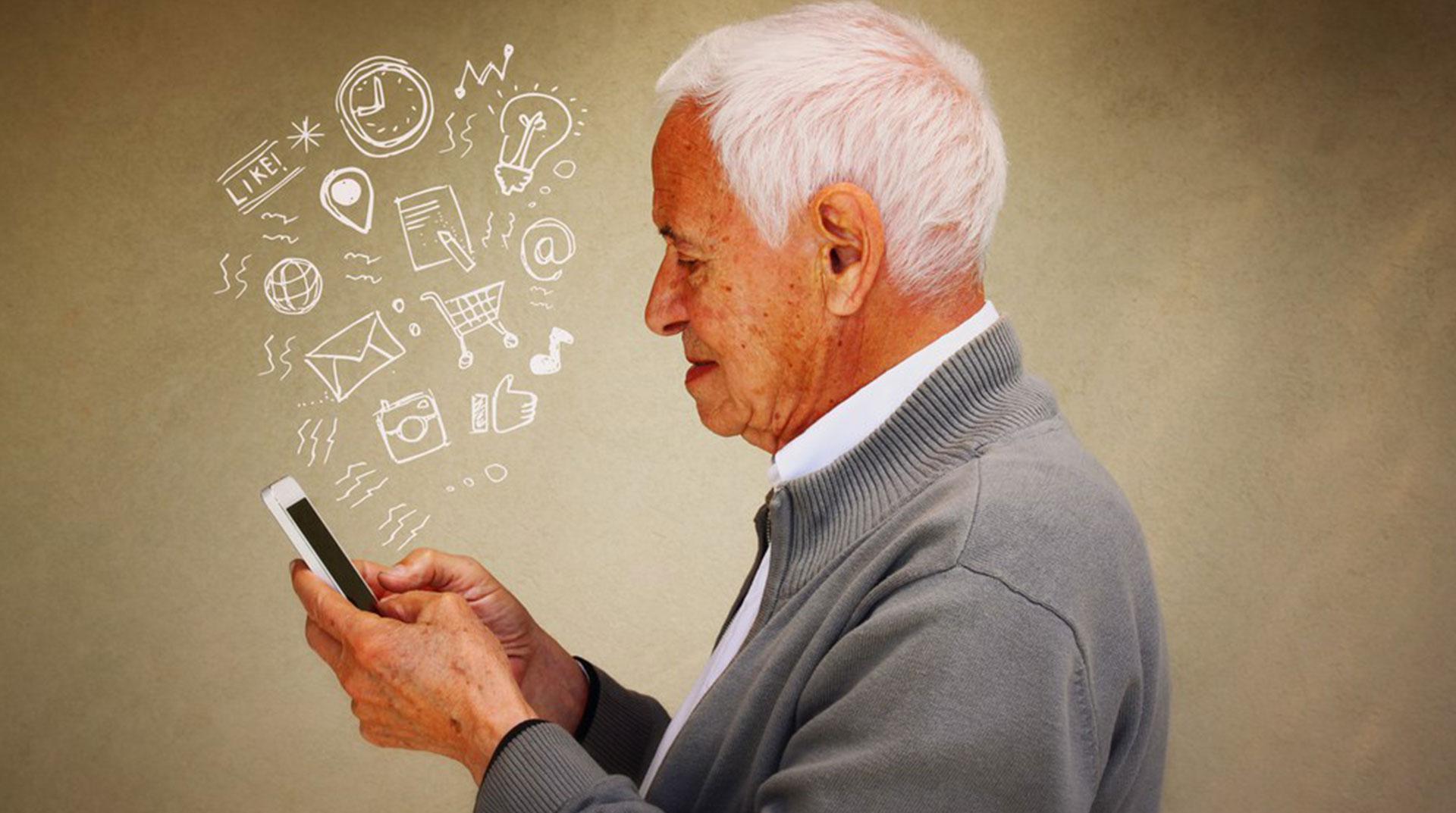 Yaşlı Nüfus Sosyal Medya Kullanım Rekoru Türkiye'de