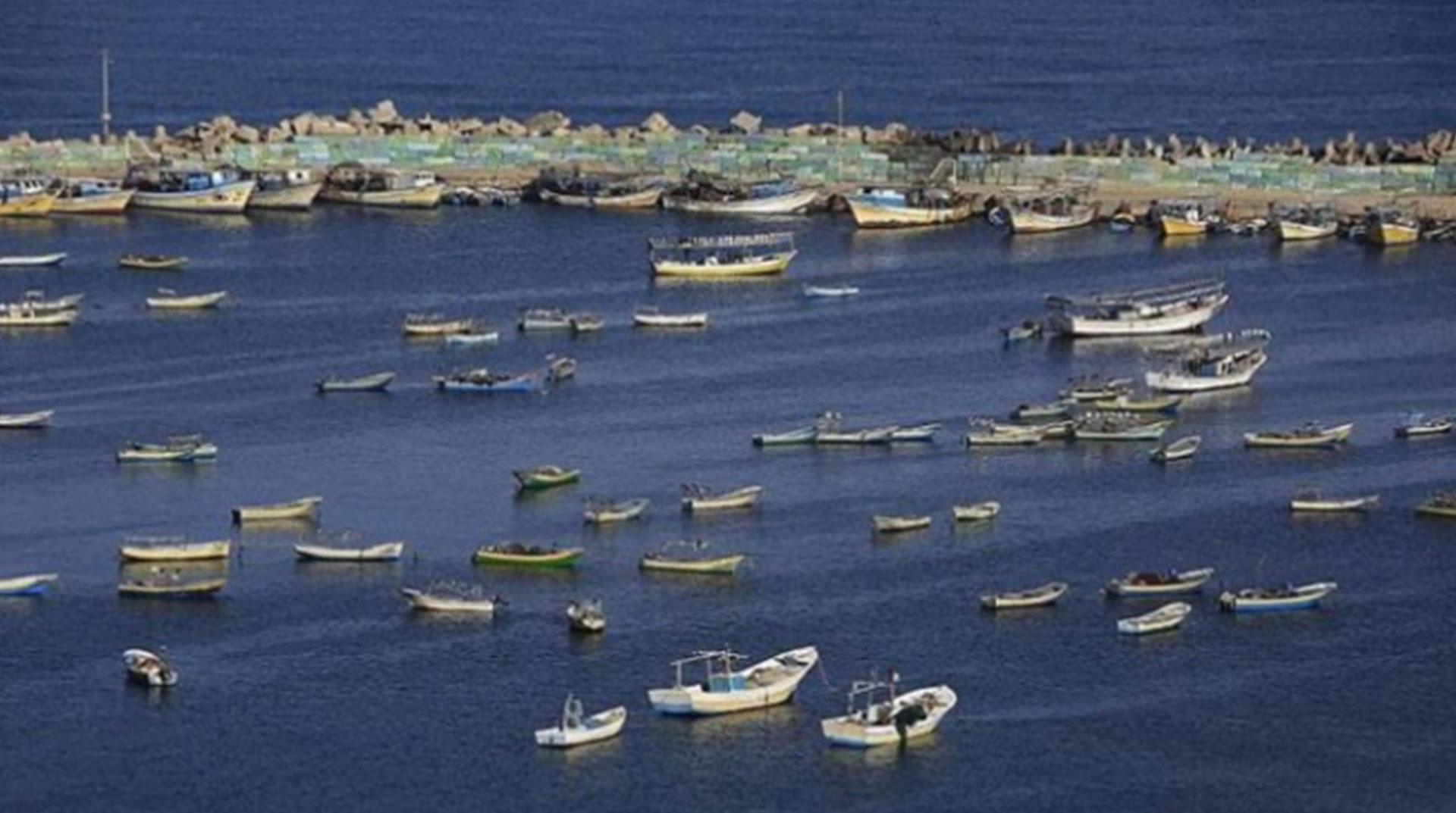 İşgal Yönetimi Şimdi de Balıkçılara Yasak Koydu