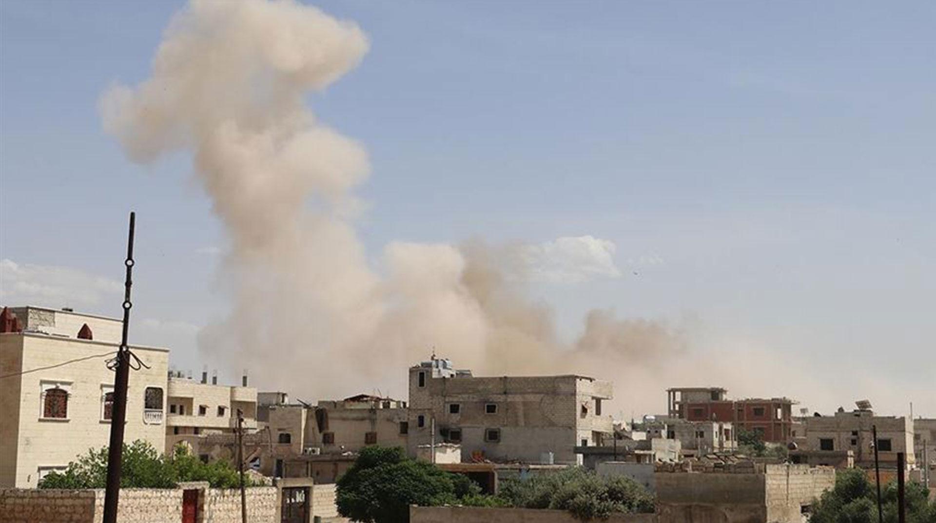 Esed Rejimi İdlib'de Saldırı Gerçekleştirdi: 7 Ölü