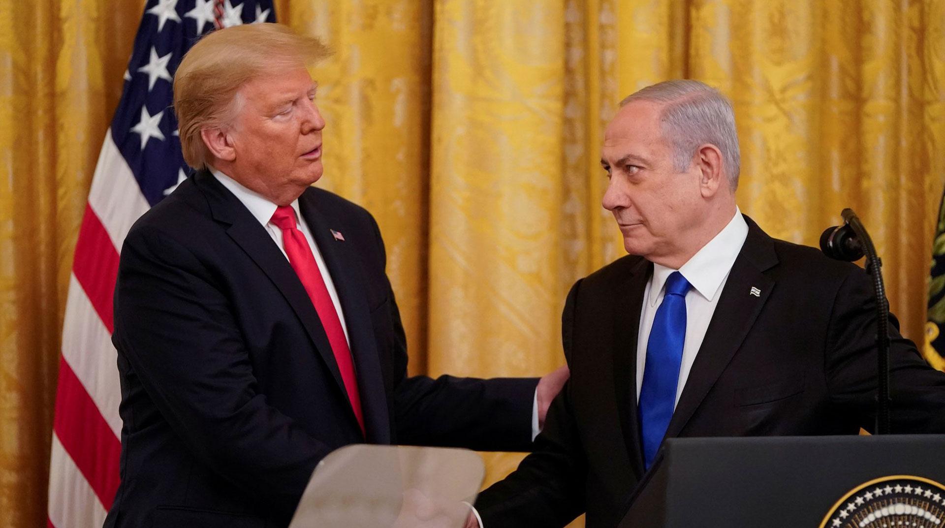 Netanyahu: Kudüs'ün Başkent Olması İçin ABD'den Onay Aldık