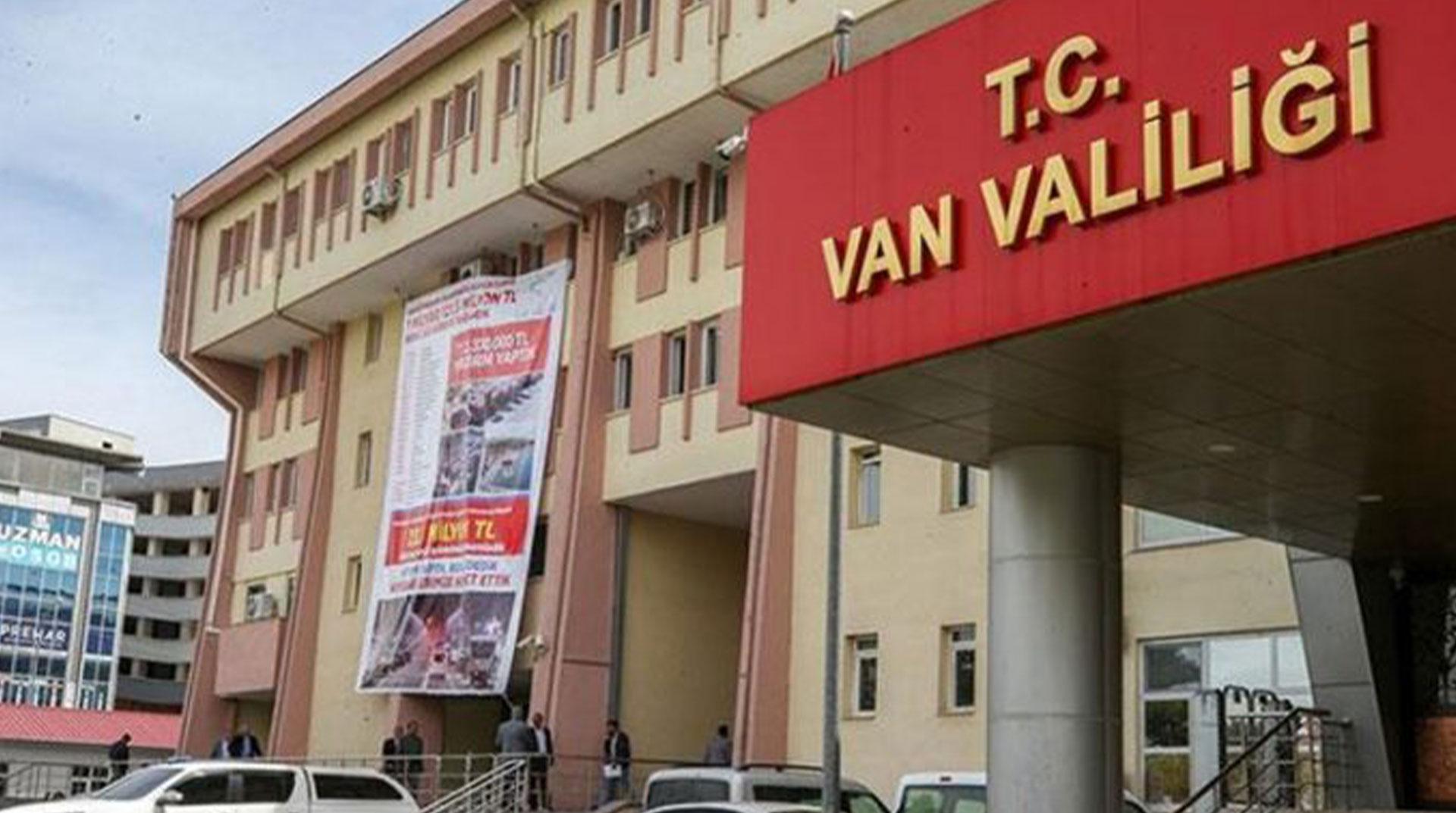 Van'da eylem ve etkinlik yasağı bir kez daha uzatıldı