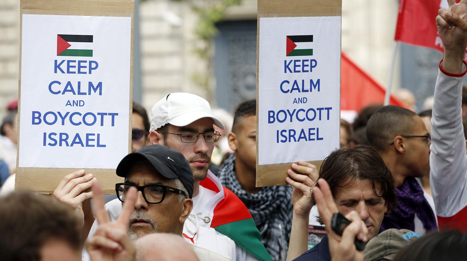 İsrail'i Boykot Suç Sayılacak