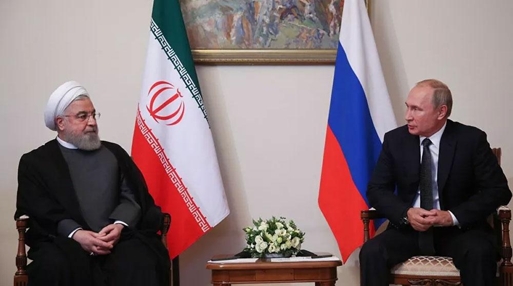 Ruhani'den Putin'e: İşbirliği Sürmeli