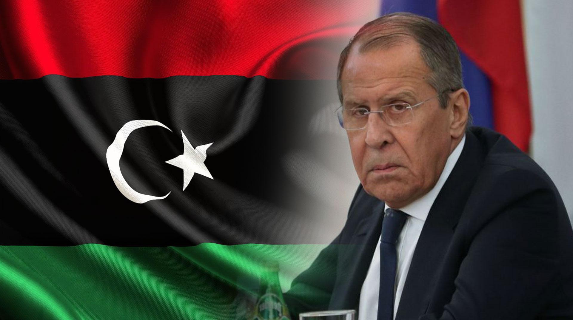 Lavrov'dan Libya'Hakkında Çarpıcı Açıklama