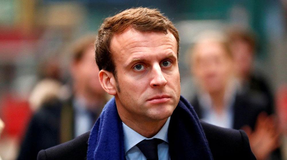 Macron Tecavüzle Suçlanan Bakanı Savundu