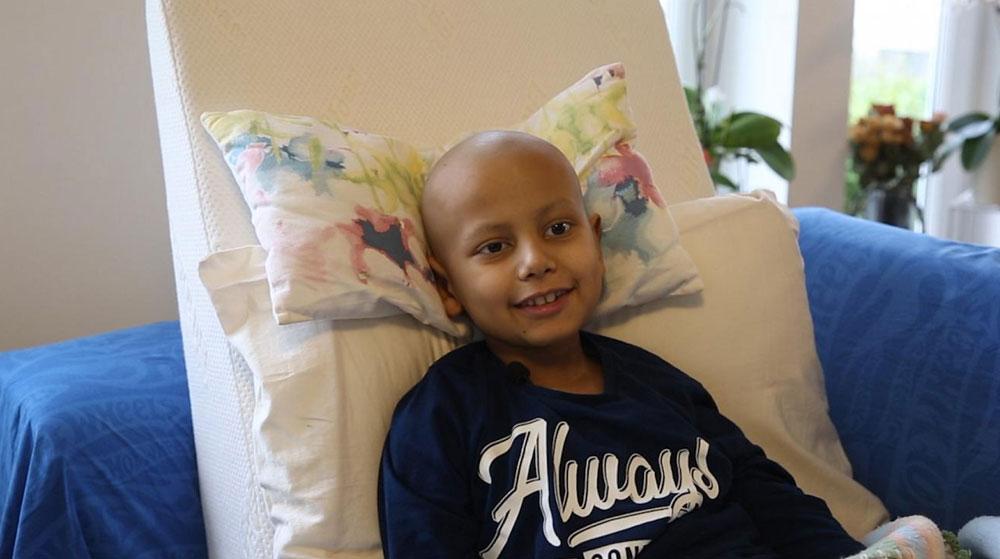 Yürek Dağladı! Kanser Hastası Küçük Ahmet 'Baba, baba…' Diye Son Nefesini Verdi