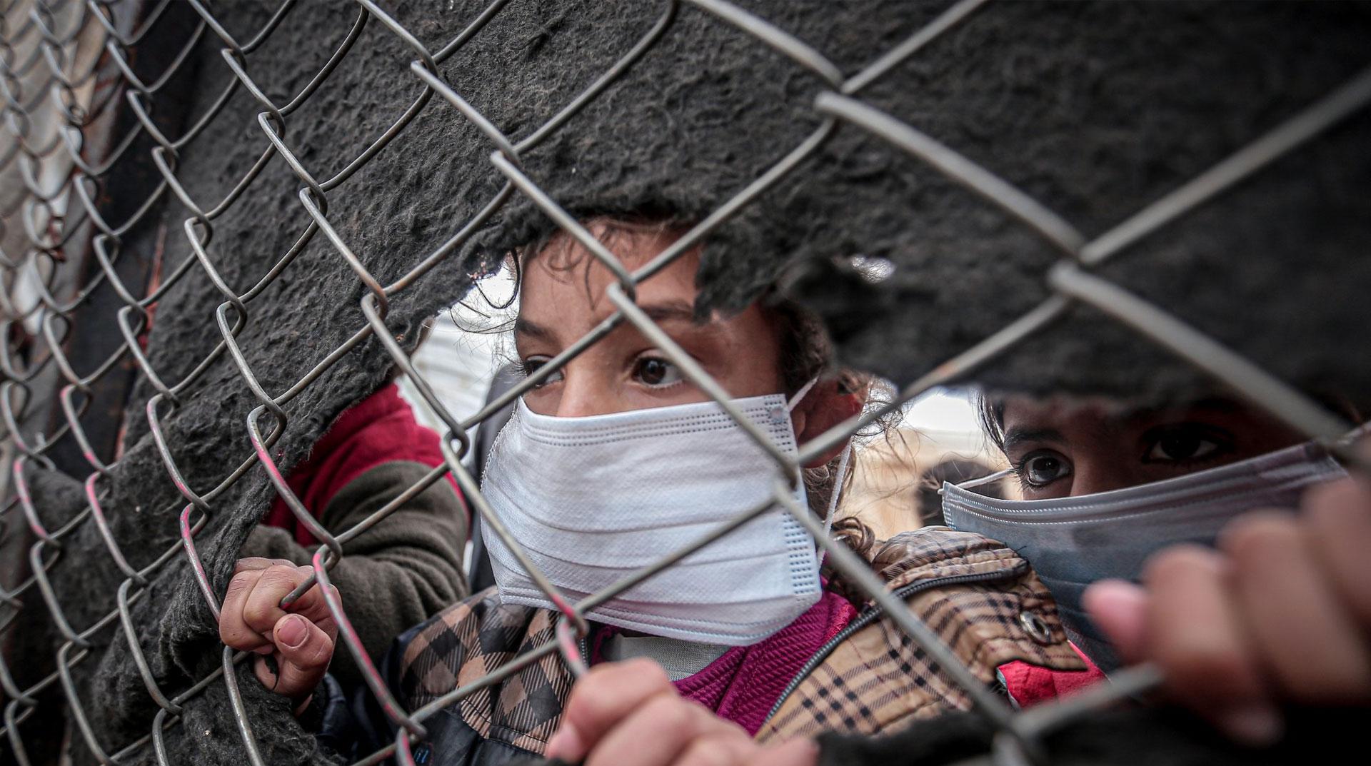 Suriye'de Koronavirüs Patlamasından Endişe Ediliyor