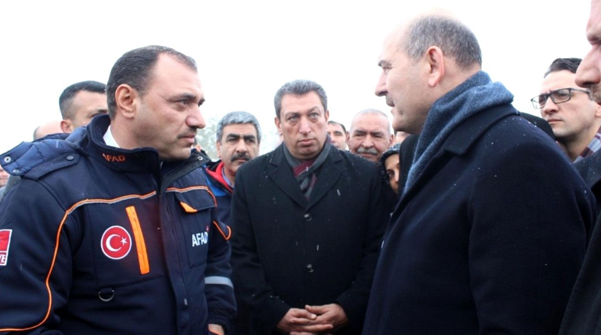 Soylu: Elazığ'da Okullar 10 Şubat'ta Açılacak