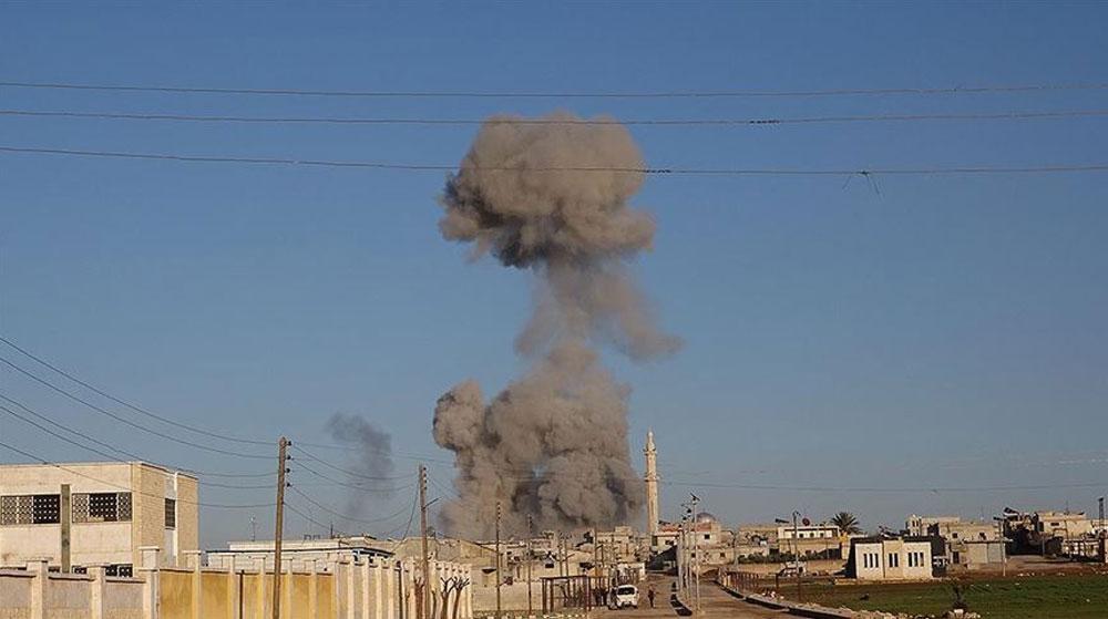 Uluslararası Af Örgütü: Suriye Rejimi 'Savaş Suçu' İşledi