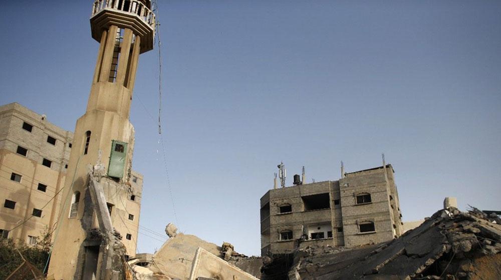 Siyonist İsrail, İşgal Ettiği Filistin'deki 72 Camiyi Yok Etti
