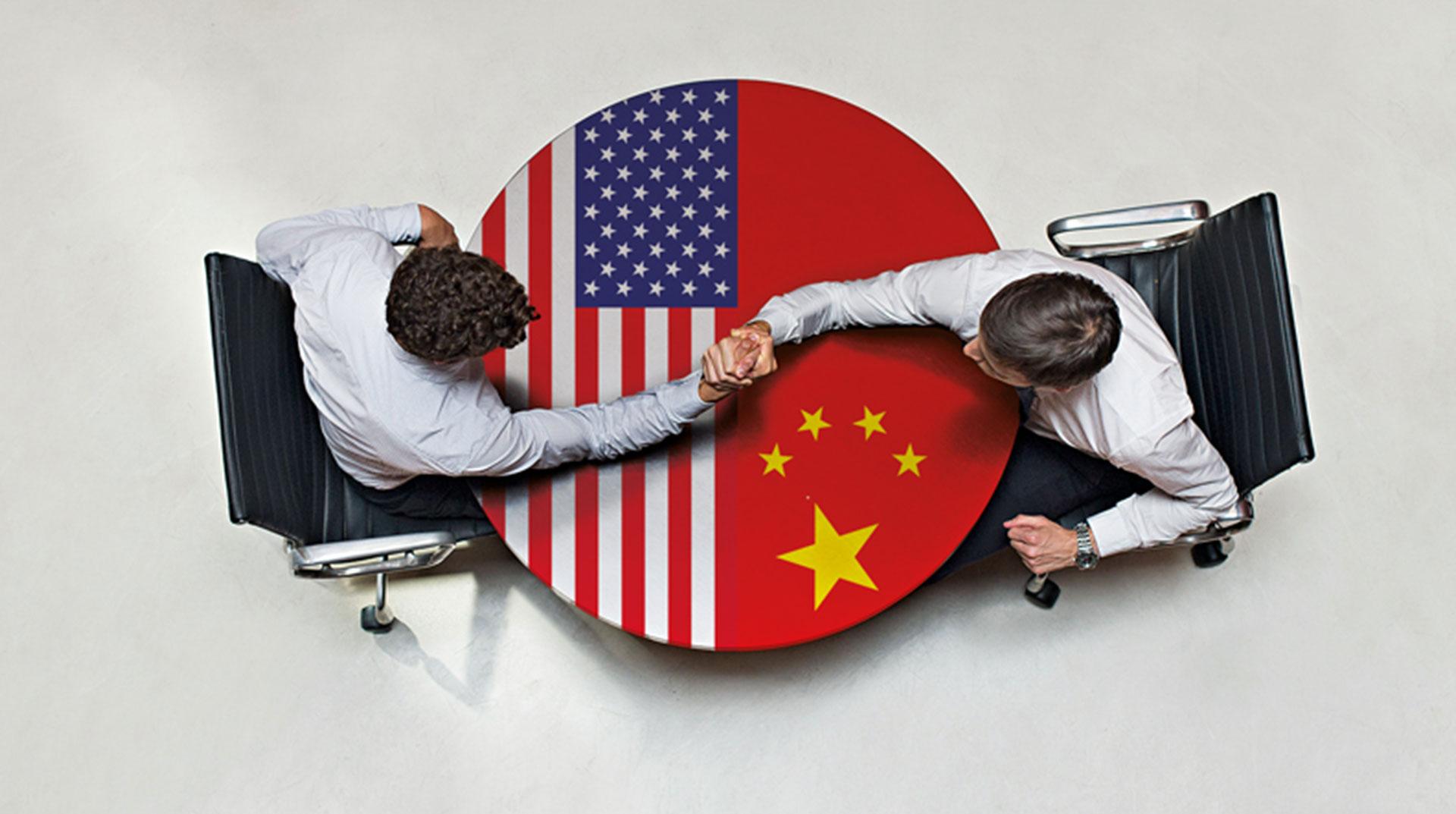 Trump Açıkladı! Çin'le Ticaret Savaşı Sona mı Eriyor?