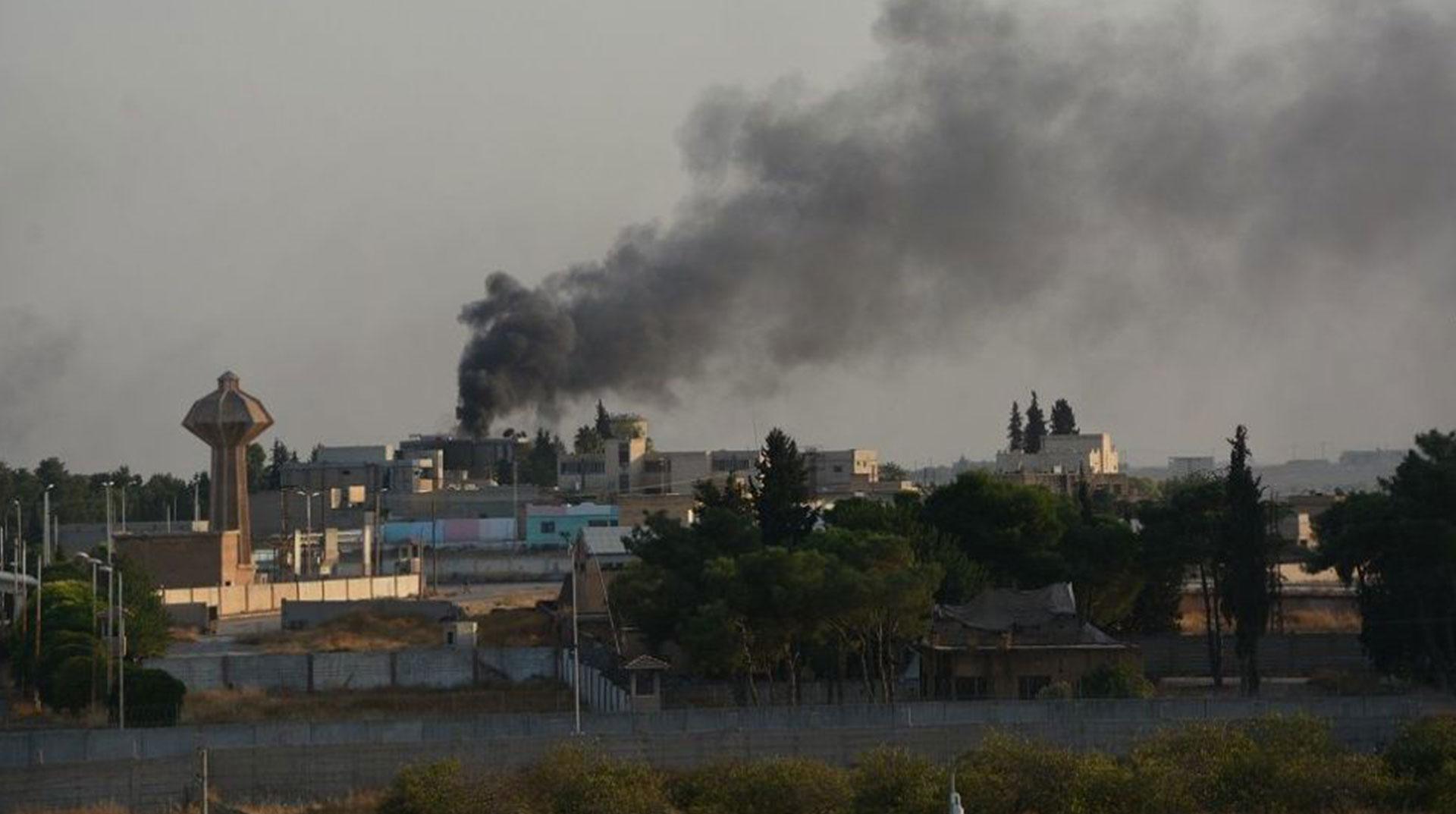 Tel Abyad'da bomba yüklü araçla saldırı düzenlendi: 3 ölü, 5 yaralı