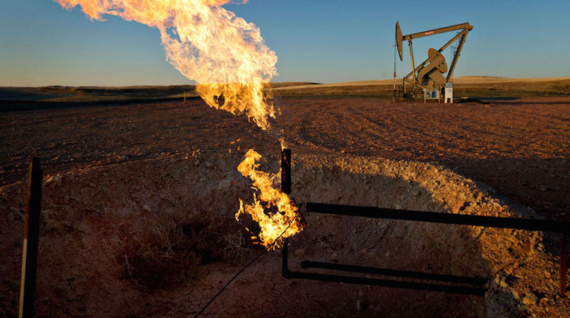 Çin, Doğu Türkistan'da Doğal Gaz Keşfetti