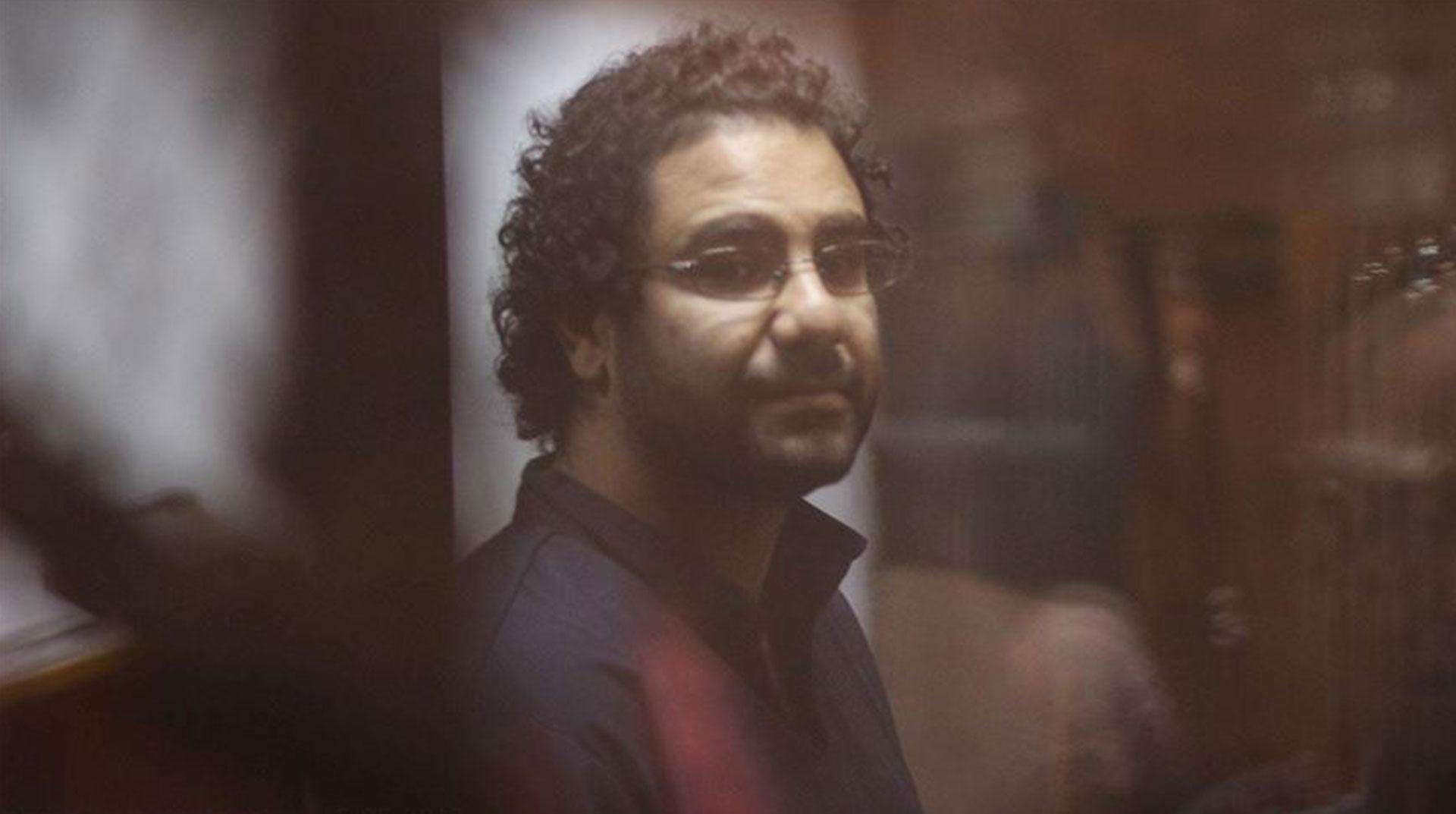 Mısır Devriminin Sembol İsmine Hapiste İşkence