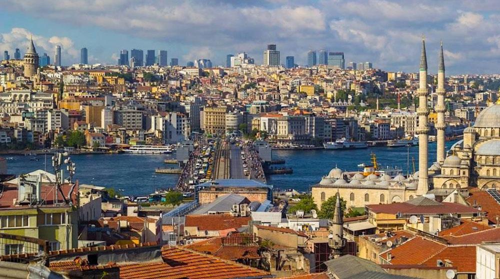 İstanbul'da 7.5 Şiddetinde Deprem Simülasyonu