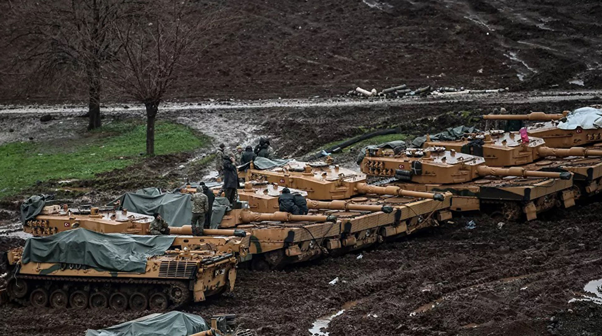 Almanya'nın Türkiye'ye silah ihracatı iki kat arttı