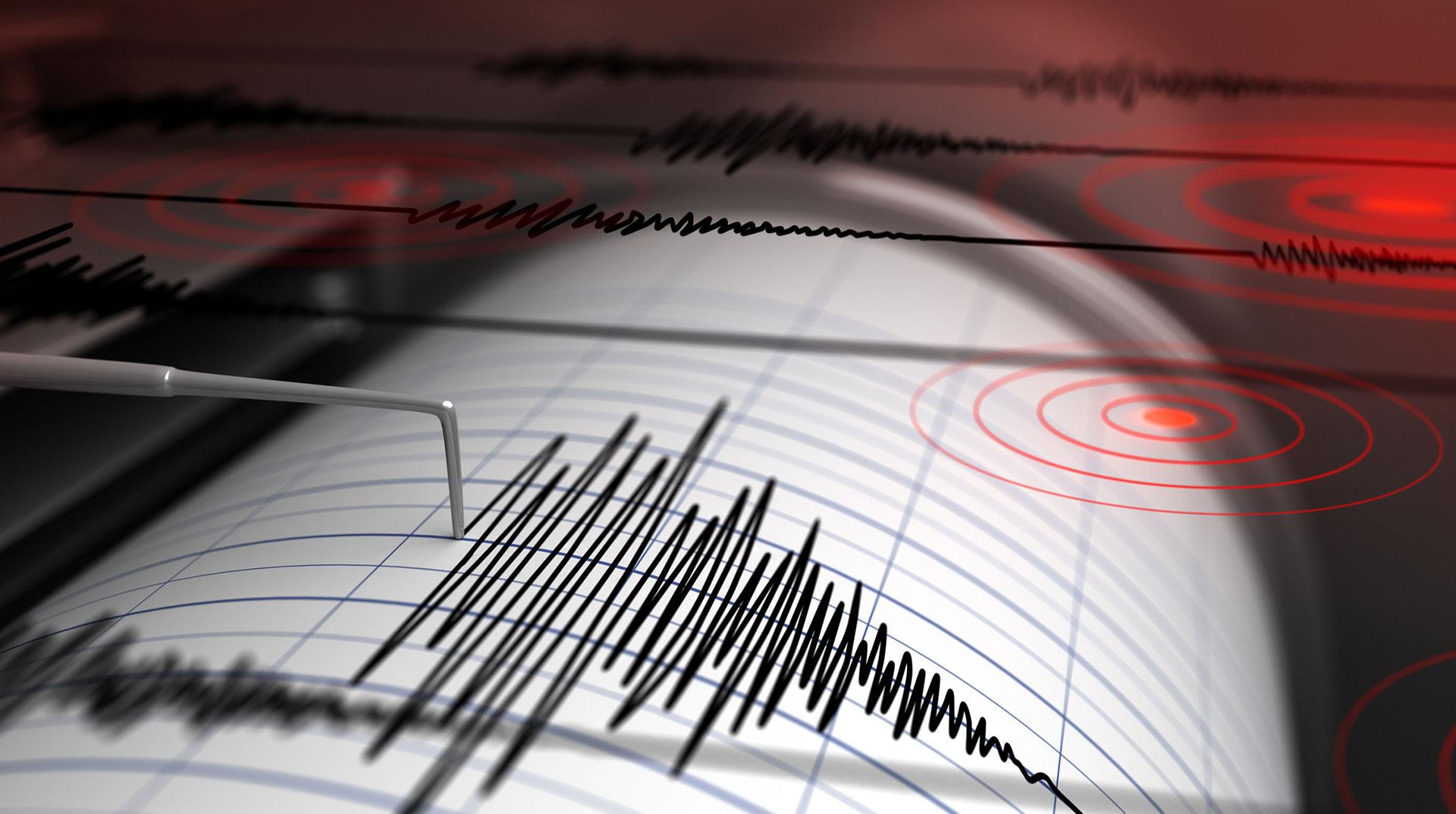 Akdeniz'de 4,3 Şiddetinde Deprem