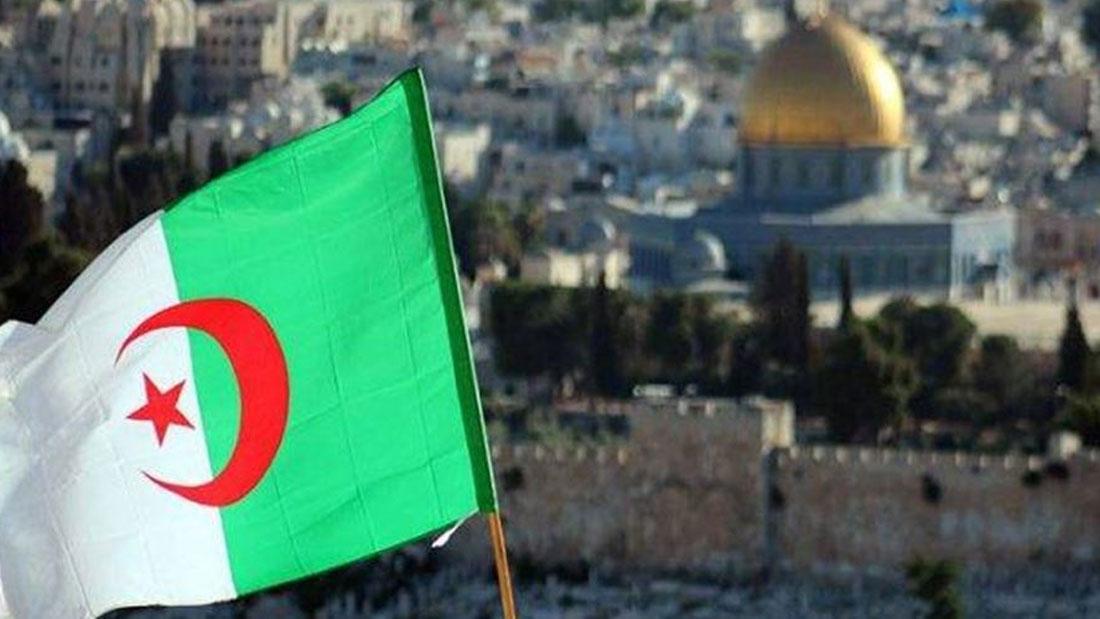 Cezayir: İsrail'in İlhak Planı Müslümanlara Karşı Düşmanca Bir Tavırdır