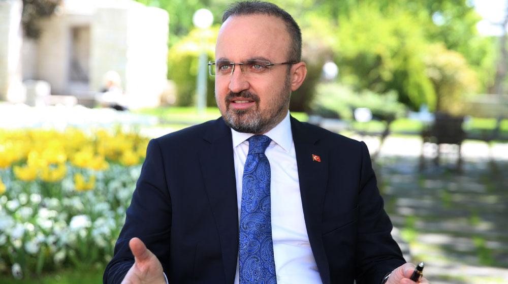 Bülent Turan: Çoklu Baro İfadesi Kanunun Özünü Yansıtmıyor