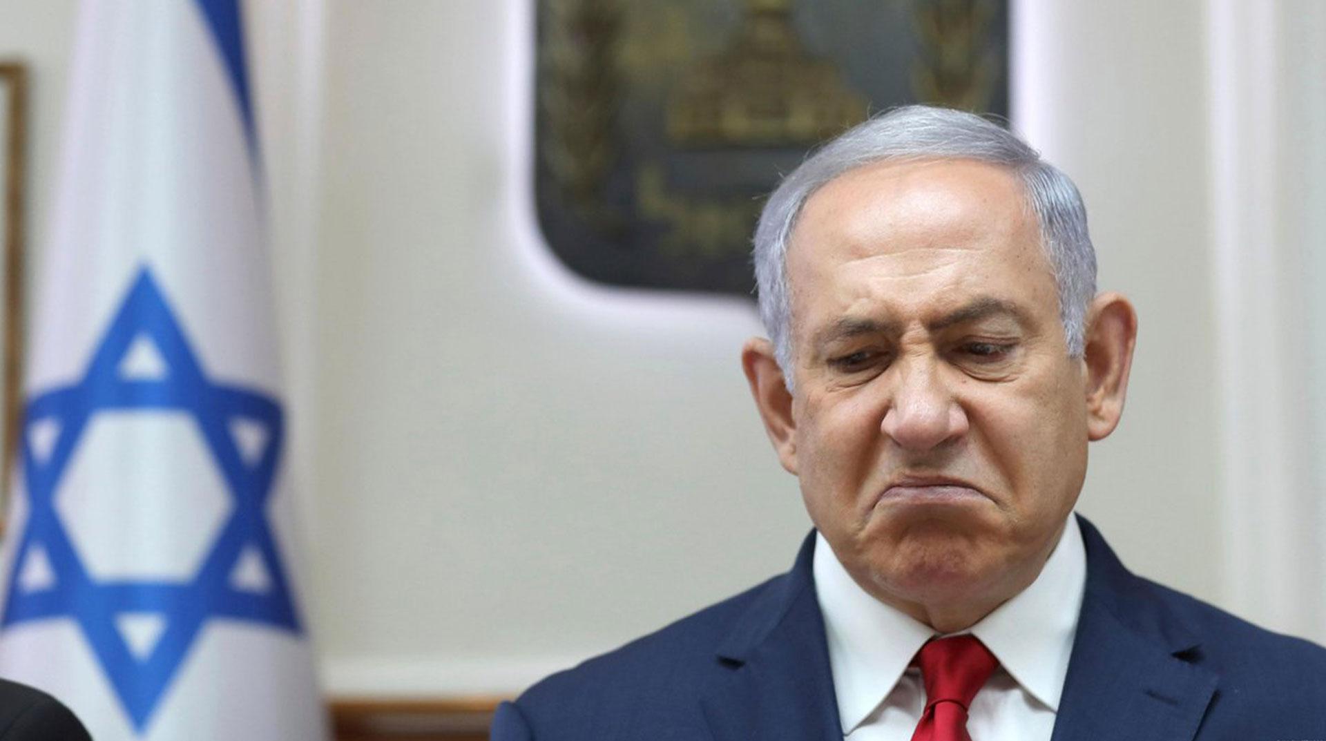 Yine Netanyahu Yine Küstah Sözler!