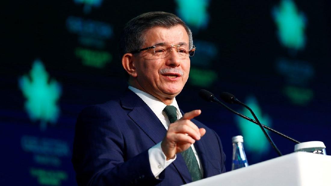 """Davutoğlu'ndan AK Parti'ye """"Maocu Ortak"""" Çıkışı: Bu mu Sizin Milliliğiniz?"""