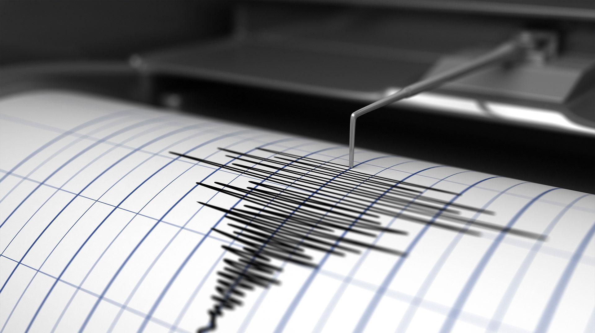 Hatay'da 4.7 Büyüklüğünde Deprem!