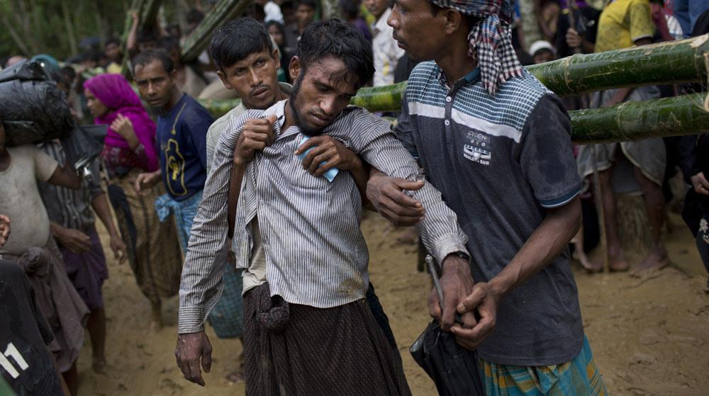 Af Örgütü Arakan Raporu: Siviller Öldürülüyor
