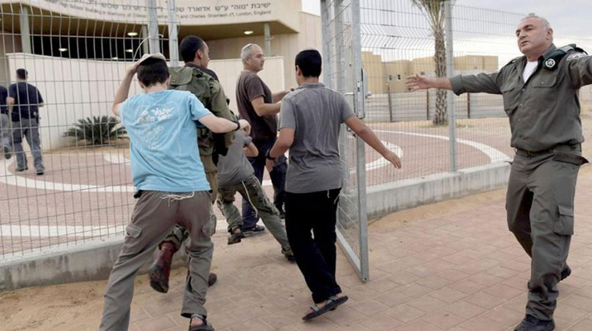 Yahudi Yerleşimciler İki Filistinliyi Kaçırdı