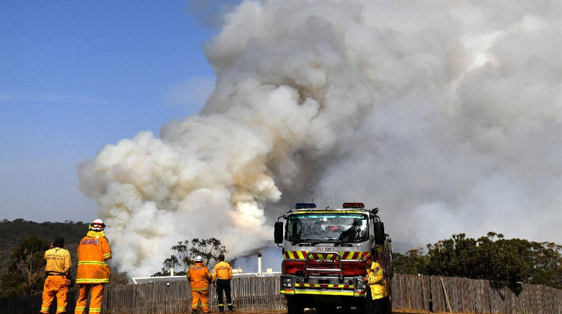 NASA: Avustralya'daki yangınların dumanı çember oluşturacak
