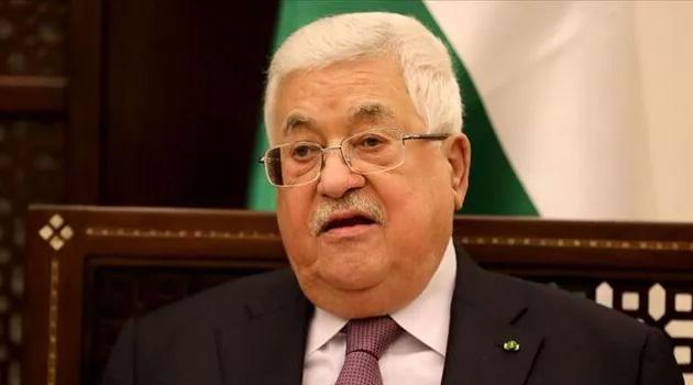 Mahmud Abbas: Trump'ın sözde barış planını reddediyoruz