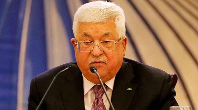 BMGK'de konuşan Filistin Devlet Başkanı Abbas: İsrail hazırsa ben de hazırım