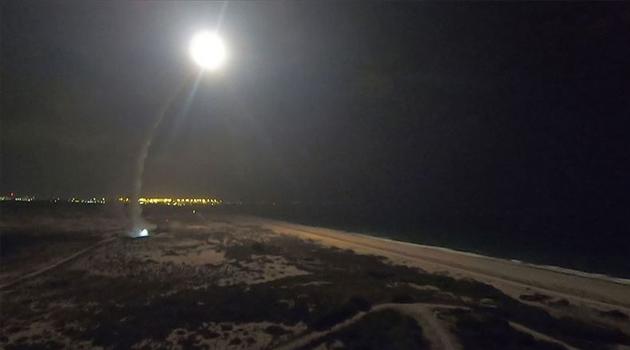 ABD ve İsrail rejiminden uzun menzilli füze denemesi