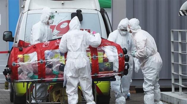 ABD'de son 24 saatte 1.169 Kovid-19 hastası daha hayatını kaybetti
