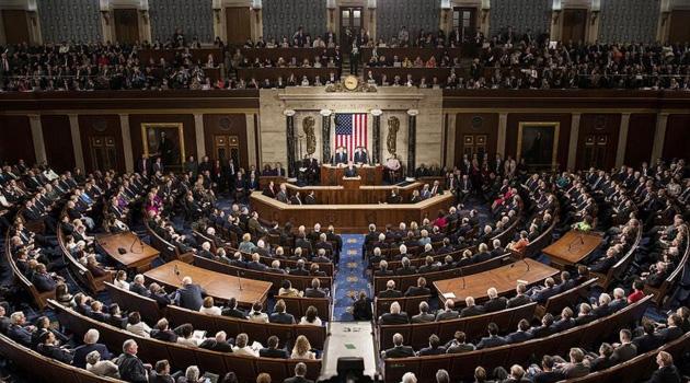 """ABD Senatosu 2,2 trilyon dolarlık """"teşvik paketini"""" onayladı"""